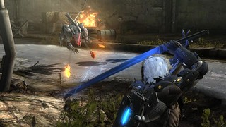 Wolf - Metal Gear Rising: Revengeance | by PlayStation Europe