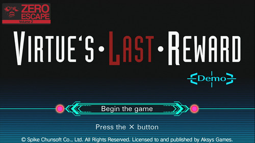 Virtue's Last Reward on PS Vita - 10 | by PlayStation.Blog