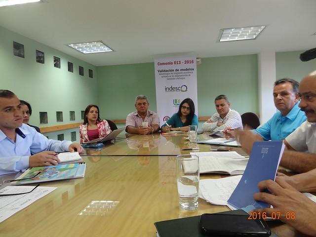 Convenios para territorios colombianos