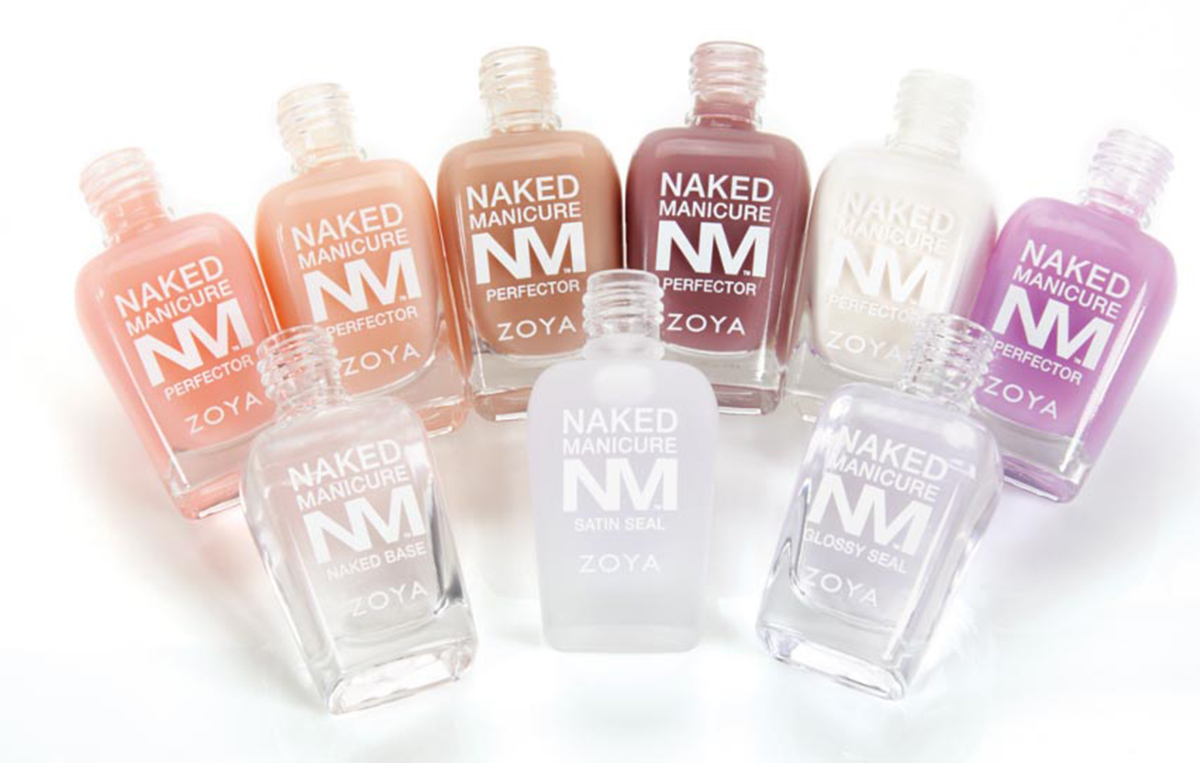 Getting Naked and Nailing it