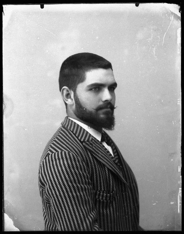 linares luna año 1900 foto de hermanos linares foto de Francisco Linares