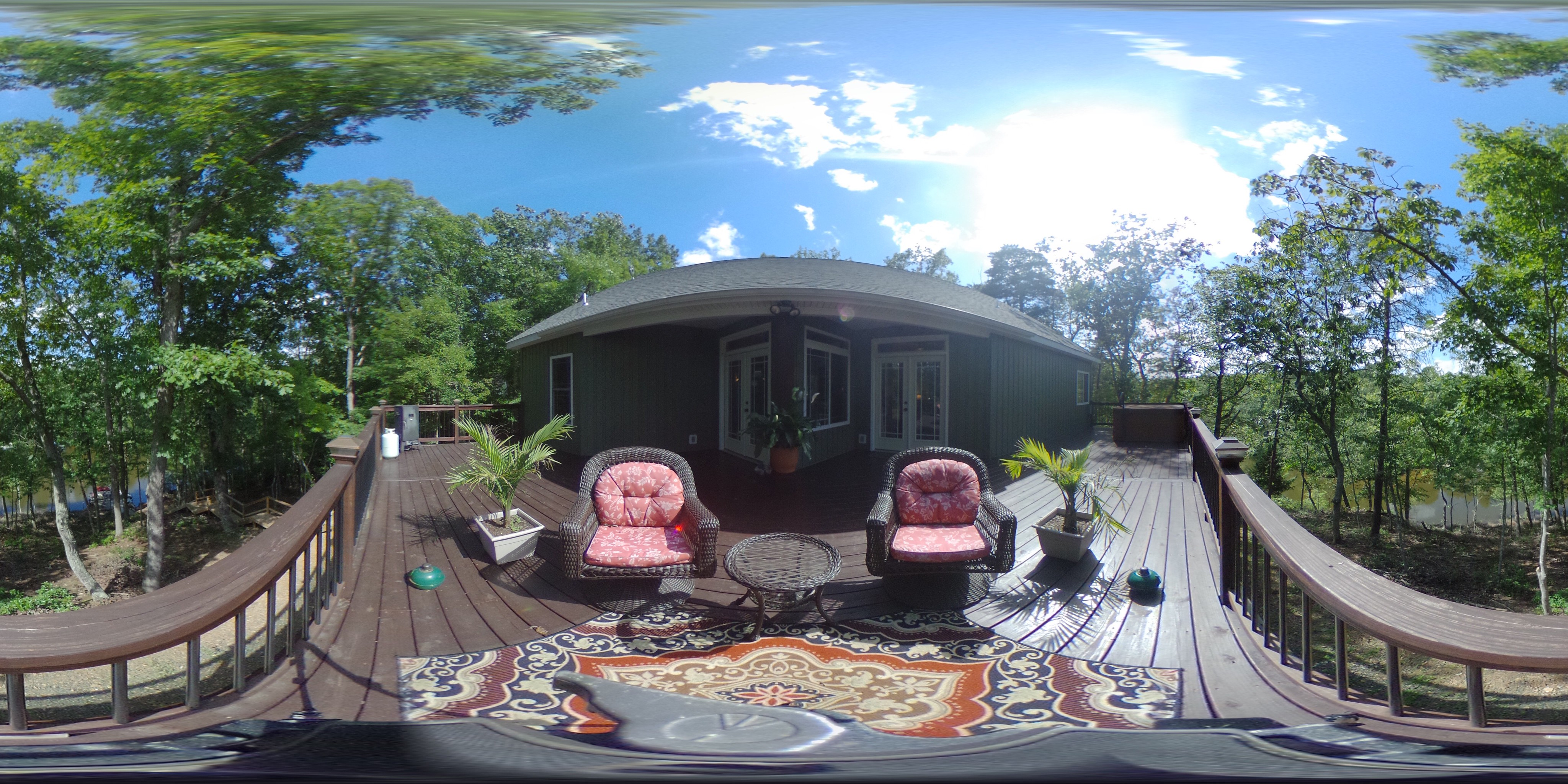 5 Nutwood Deck 360° View