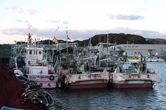 江川漁港 Egawa Fishing Port