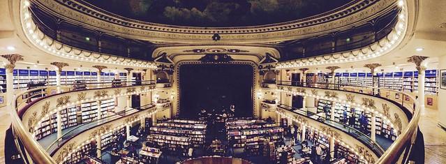 El Ateneo Bookshop, Buenos Aires