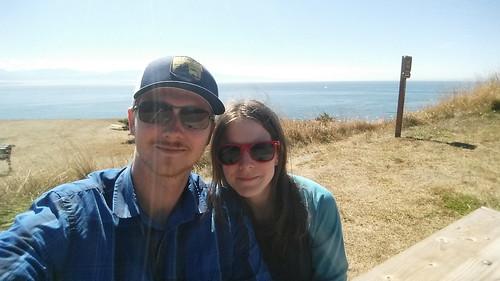 Fort Ebey Selfie