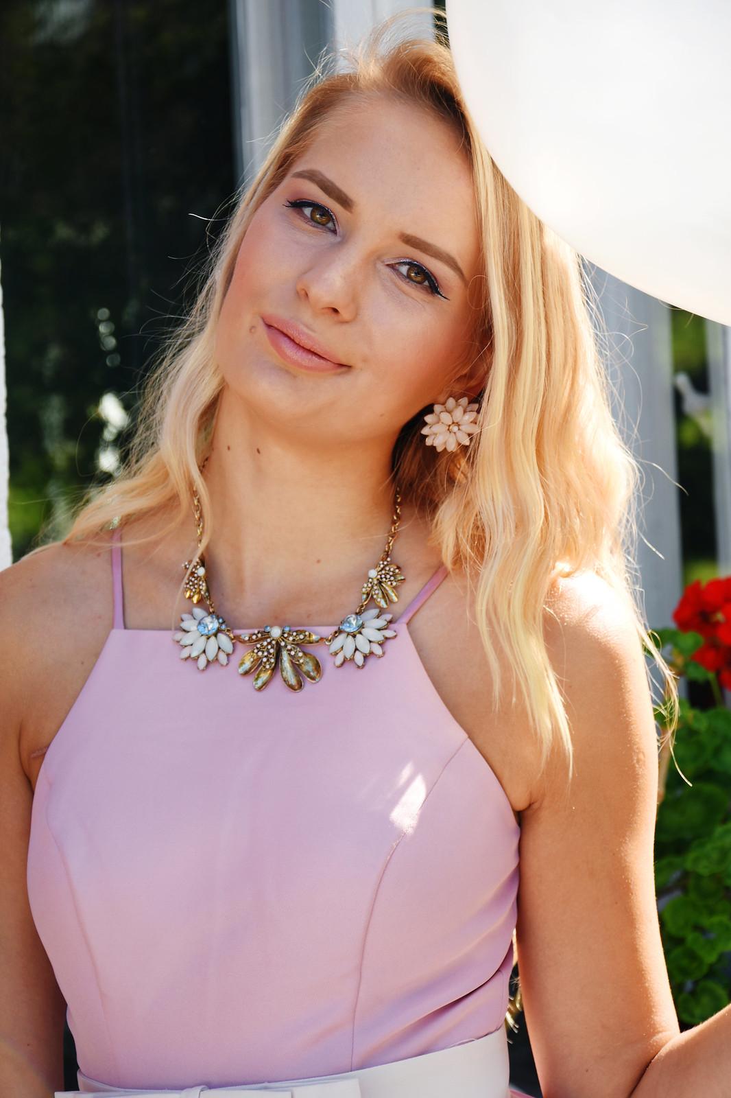 Latvian blonde