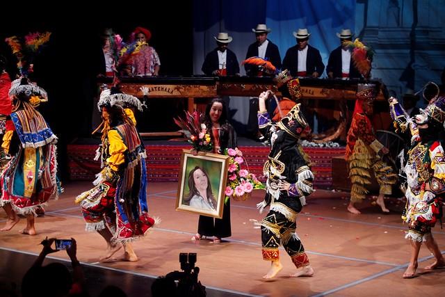 Primer Festival Patrio con la Participación de la Marimba femenina de concierto y Ballet Moderno y Folklórico
