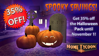 PlayStation Home: Halloween Sale | by PlayStation.Blog
