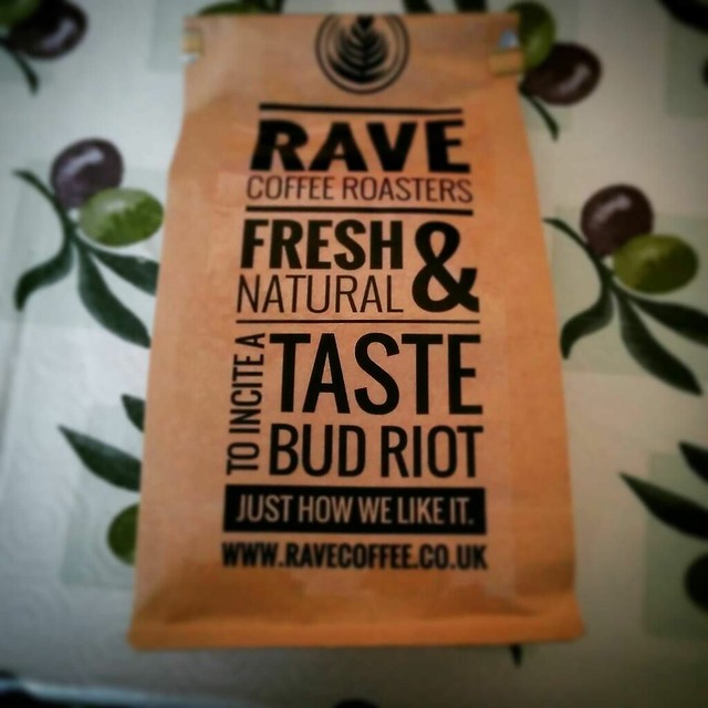 Rave #coffee