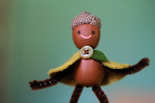 My Acorn Doll! | by Alicia Policia aka The Small Cat Club