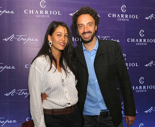 Alexandre Charriol with Paloma | by chuvaness