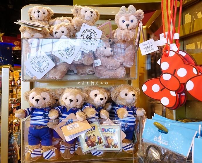 29 香港機場 迪士尼奇妙店 買達菲熊免進迪士尼樂園