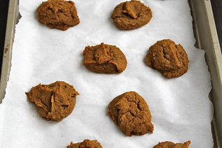 Pumpkin Spice Cookies (vegan)1 | by Short and Sweets