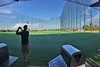 Austin - Top Golf green