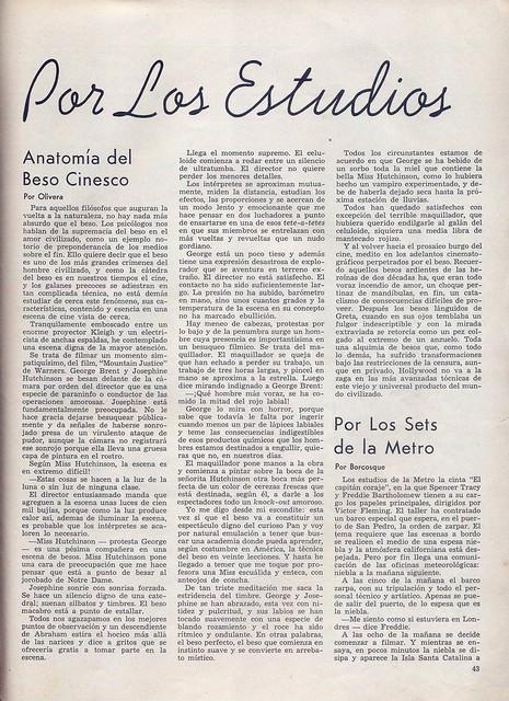 Cinelandia, Tomo XI Nº 1, Janeiro 1937 - 43