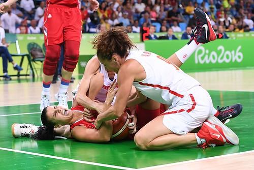 España pasa a final olímpica Rio 2016 tras ganar a Serbia