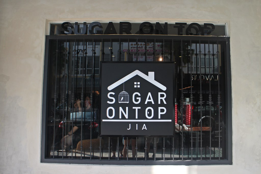 Sugar On Top around Taman Sutera