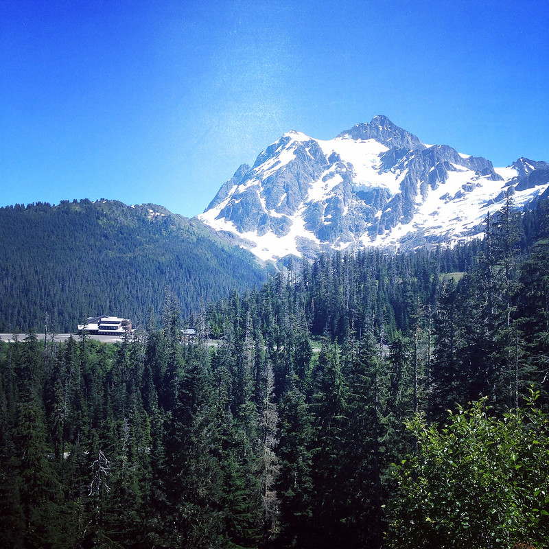 Mount Baker, Washington State