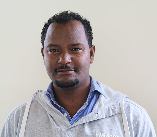 Tesfahun Alemayehu, socio-economics associate researcher at the International Livestock Research Institute (ILRI)