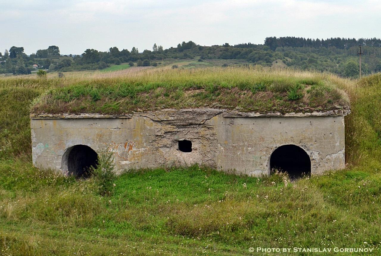 Малоизвестная крепость в польской Ломже