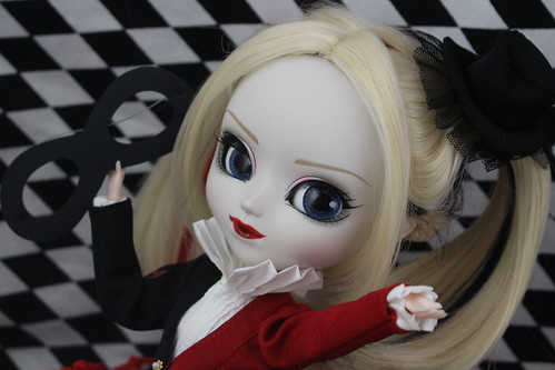 SDCC Pullip Harley Quinn Dress Version