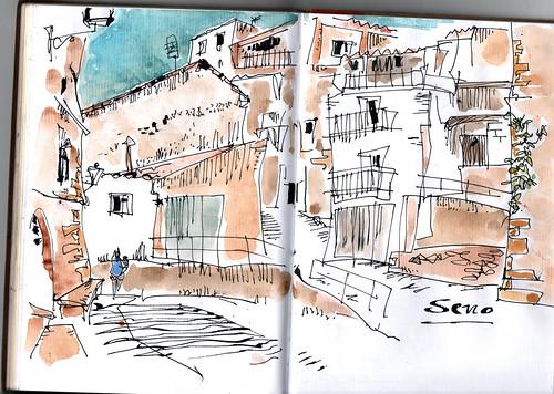 Seno, Teruel