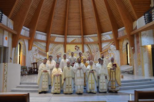 Întâlnirea anuală a preoților 2016