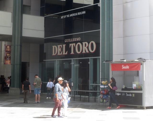 del Toro LACMA