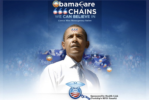ObamaCare is 666 Chains We Can Believe In | by Moneypenny 008