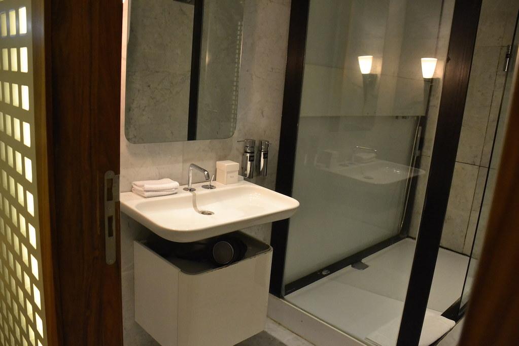 土耳其航空貴賓室淋浴間