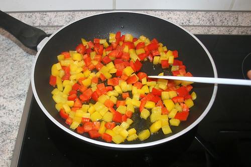 29 - Paprika andünsten / Fry bell pepper