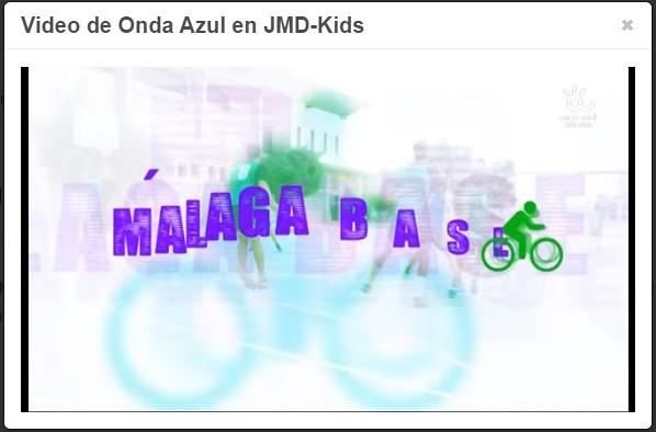 Video de Onda Azul en JMD-Kids