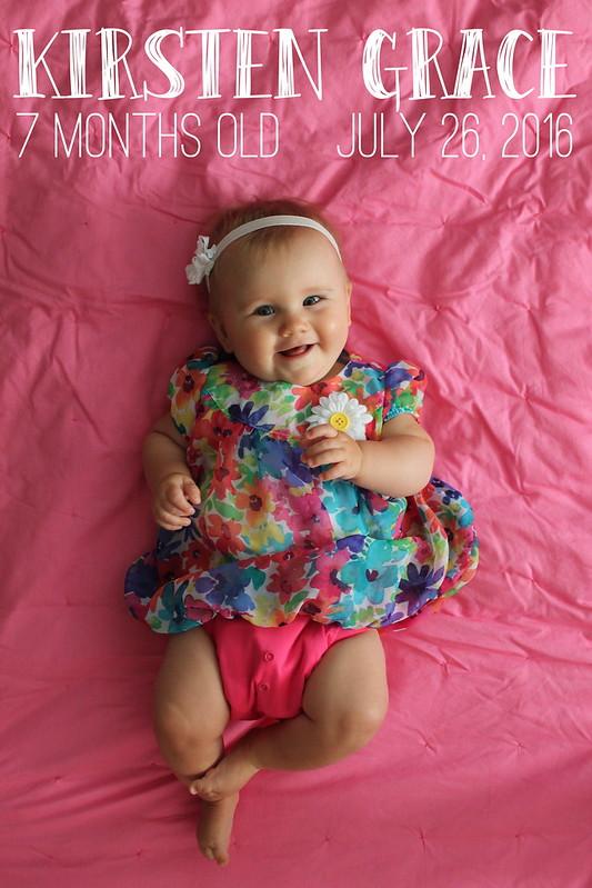 Kirsten Grace Month 7