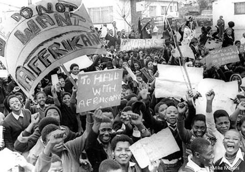 Soweto student uprising 1976