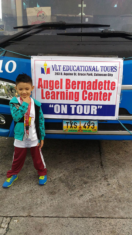 Lain Aiden - Angel Bernadette Learning Center