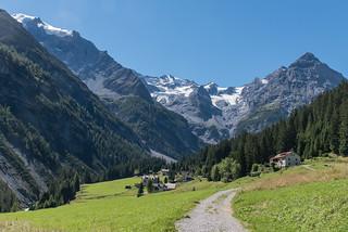 Trafoital, Nashornspitze, Kristallkamm, Ortler-Westgrat
