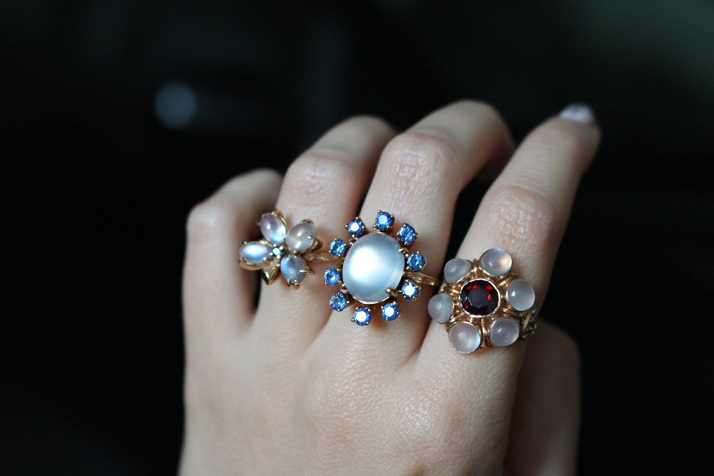 Moonstone Monday | Gem Gossip