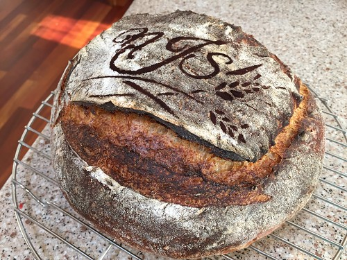 Basic Country Loaf (25% WW)