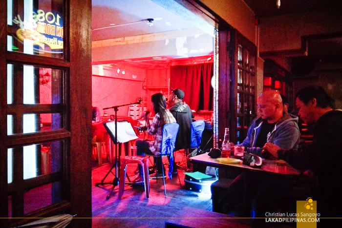 108 Session Road Café Bagiuo