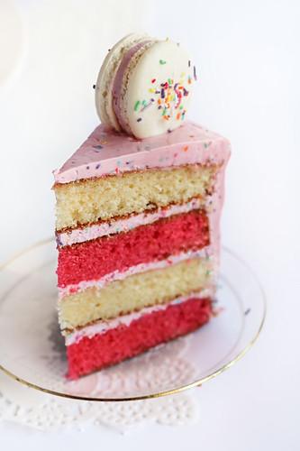 Layered Cookie Cake Recipe