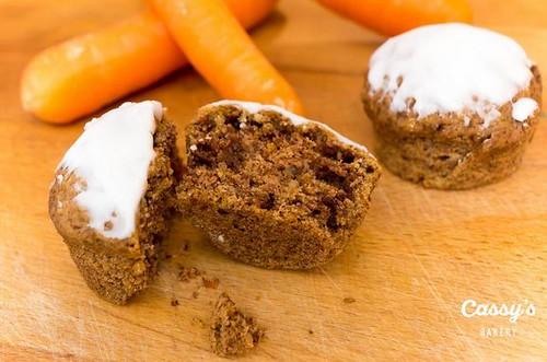 carrot cake Cassy's Bakery