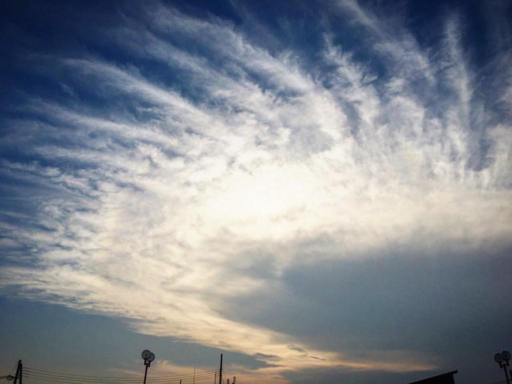 #vsco #vscocam #wakayama #clouds #twilight #雲 #黄昏 #和歌山 #sky #空