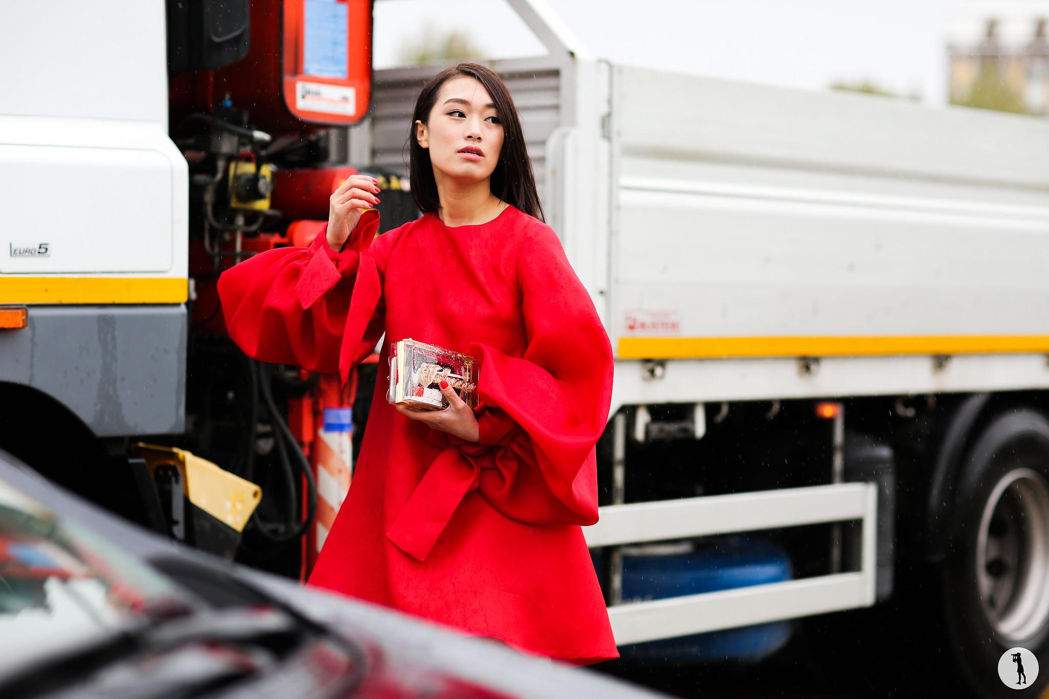 Street style at Milan Fashion week-4