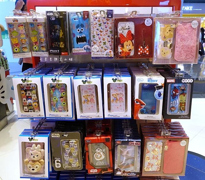 51 香港機場 迪士尼奇妙店 買達菲熊免進迪士尼樂園