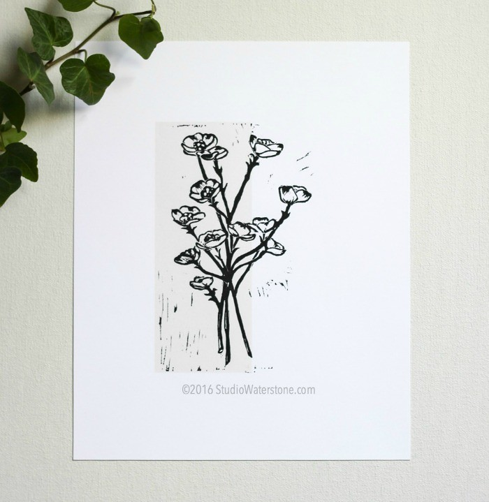 Shop Linocut Relief Prints