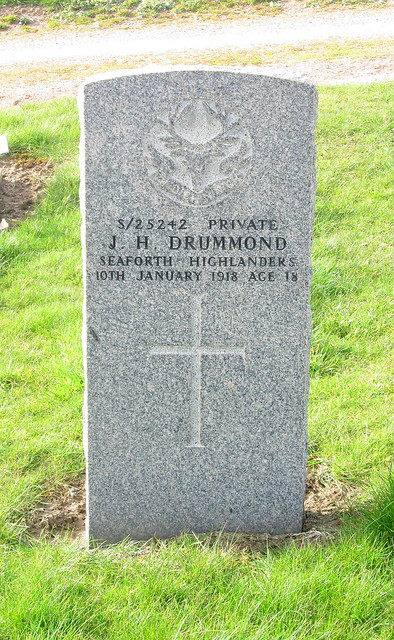 Markinch War Grave 5