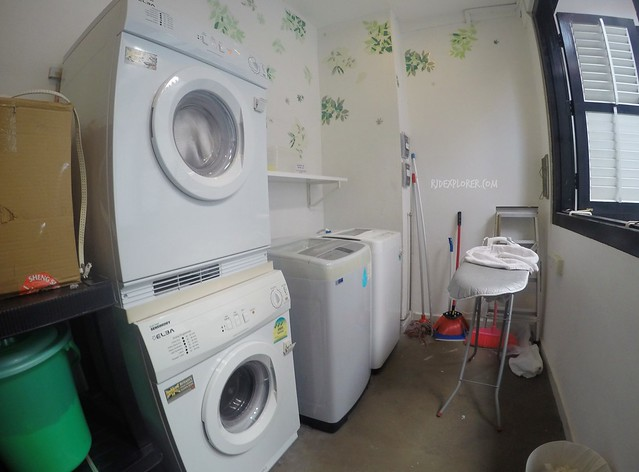 wink hostel laundry room