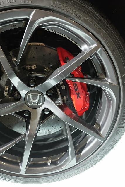 Honda NSX Valencia red pearl 04