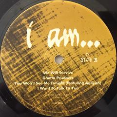 NAS:I AM...(LABEL SIDE-B)
