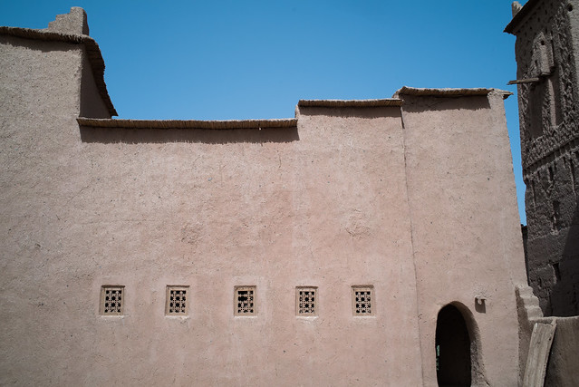Kasbah of Amridil, Skora, Morocco, Aug 2016 (35mm) -00221